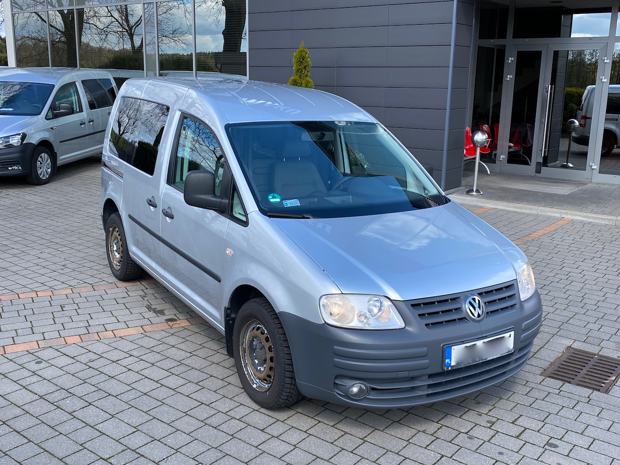 VW Caddy 1.9 TDI 105Ps Klima Manual